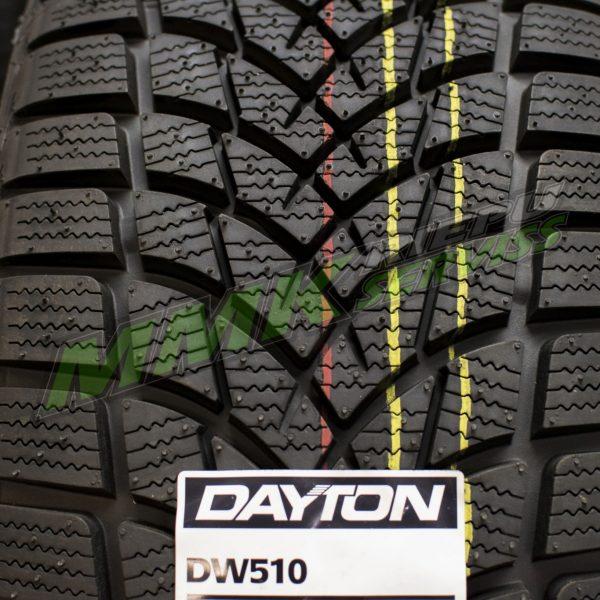 205/50R17 Dayton DW510 Evo 91H