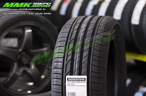 195/65R15 Bridgestone Turanza T001 EVO 91H - Vasaras riepas