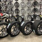 MB Speed wheels R18  5X108