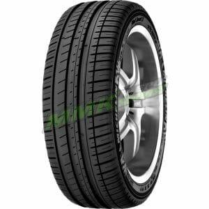 245/35R20 Michelin PILOT SPORT 3 95Y XL RunFlat MOE - Vasaras riepas