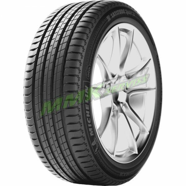 265/50R20 Michelin LATITUDE SPORT 3 107V - Vasaras riepas