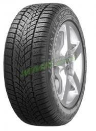225/45R17 Dunlop WINTER SPORT 4D 91H DOT - Vissezonas riepas / Ziemas riepas