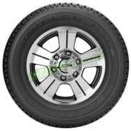 255/60R17 Bridgestone D840 H/T 106T - Vasaras riepas