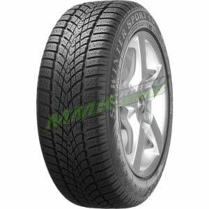 245 50R18 Dunlop Winter Sport 4D 100V - Vissezonas riepas / Ziemas riepas