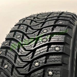215 50R17 Michelin X-Ice North 3 95T XL Ar radzēm - Ziemas riepas / Ziemas ar radzēm riepas