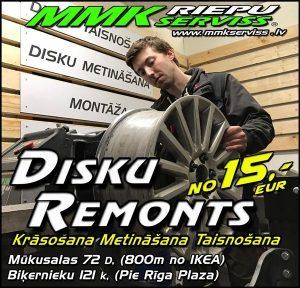 Disku remonts_valce_disku atjaunošana_montāža uz vietas_MMK riepu serviss