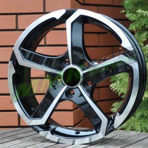 BKF Speed Wheels AKC40 R15X6 4X100