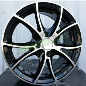 BKF Speed wheels M07 R14  5X100