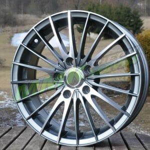 GMF Speed Wheels R14  5X100