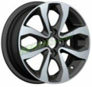 MB wheels R14 5 4X100