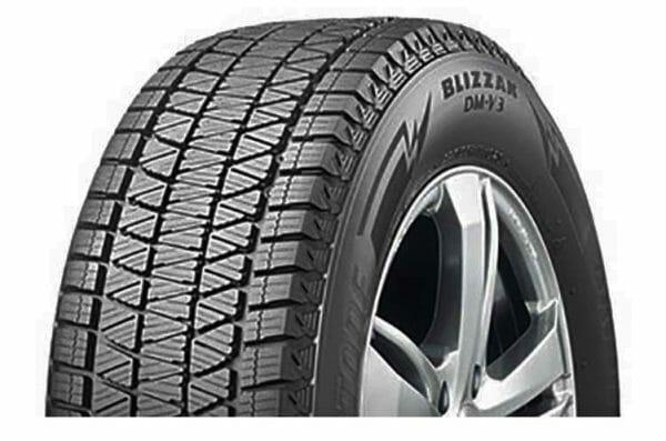 235/65R18 Bridgestone Blizzak DM V3 106S - Vissezonas riepas / Ziemas riepas