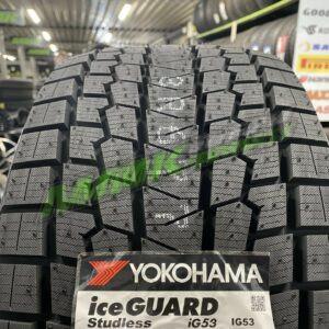 205/60R16 Yokohama IceGuard IG53 92H - Vissezonas riepas / Ziemas riepas
