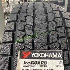 205/70R15 Yokohama IceGuard SUV G075 96Q - Vissezonas riepas / Ziemas riepas