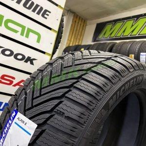 225/55R17 Michelin Alpin 6 101V XL - Vissezonas riepas / Ziemas riepas