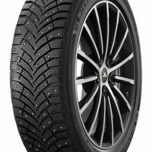 225/55R18 Michelin X-Ice North 4 102T XL ar radzēm - Ziemas riepas / Ziemas ar radzēm riepas