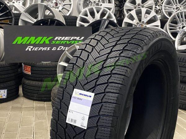 305/40R20 Michelin X-Ice Snow SUV 112T XL - Vissezonas riepas / Ziemas riepas