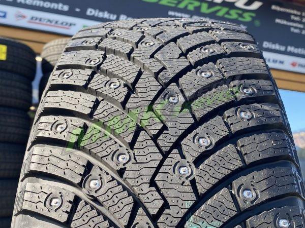 205/60R16 Pirelli Scorpion Ice Zero 2 96T XL ar radzēm - Ziemas riepas / Ziemas ar radzēm riepas