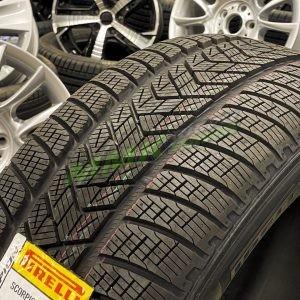 235/55R20 Pirelli SCORPION WINTER 105H XL - Vissezonas riepas / Ziemas riepas