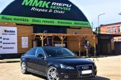 Audi A4 pie MMK