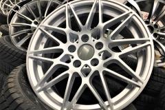 BMW M2 A/M Silver 2