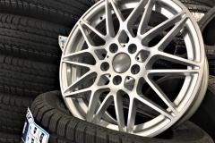BMW M2 A/M Silver 4
